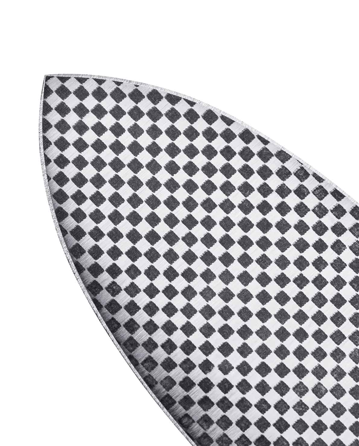 triangle Aufstrichmesser Classic Detailaufnahme mit Gitterstruktur Detail Closeup