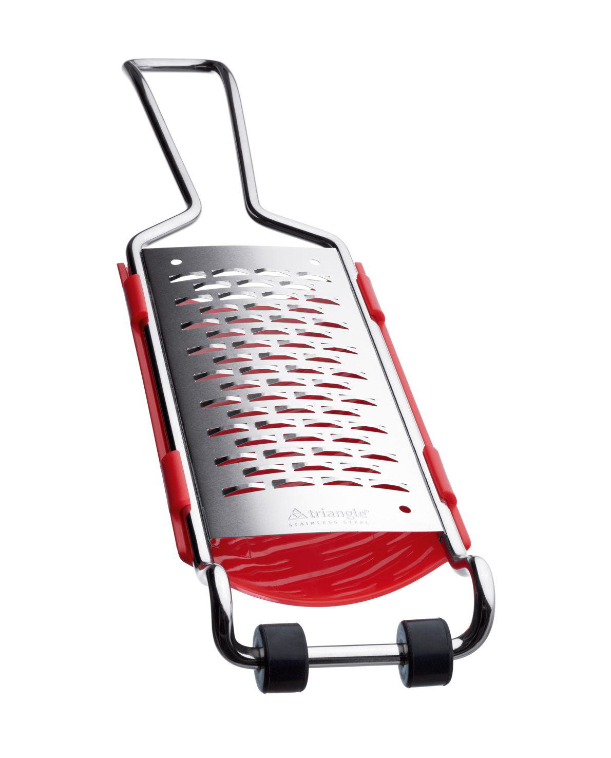 triangle grater with catcher