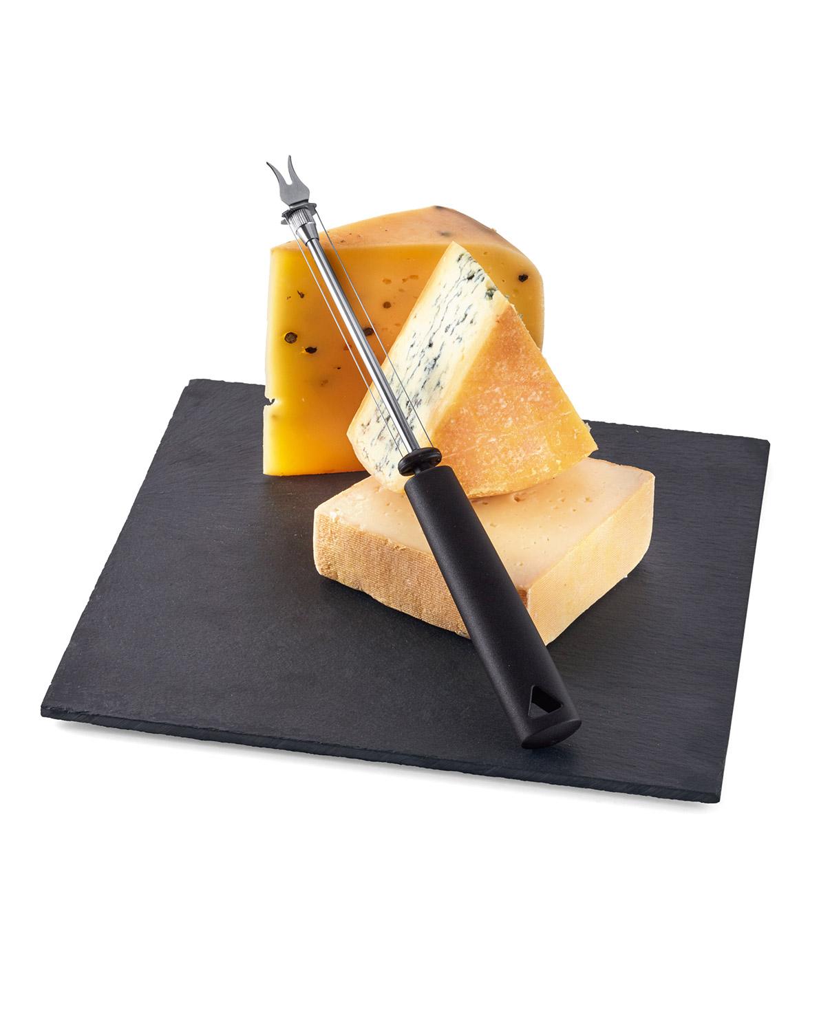 Käseschneider mit Draht Drahtkäseschenider triangle Made in Germany Solingen Kunststoff Spirit