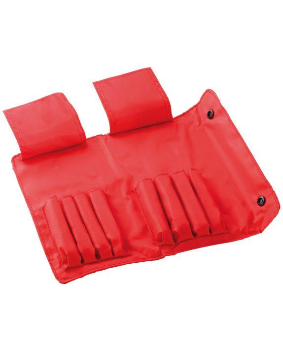 triangle Nylon-Rolltasche für 8 Carving Schnitzwerkzeuge Rolltasche für triangle Schnitzwerkzeuge