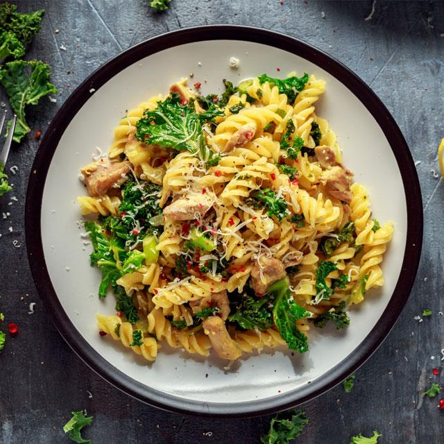 wirsing pasta